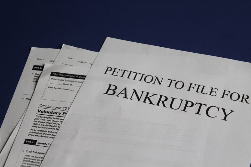 Bankruptcy Statistics