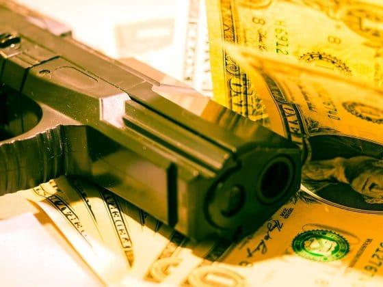 Bank Robbery Statistics