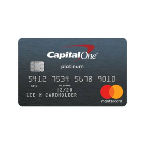 Credit Cards for a 600 Credit Score - Capital One Secured MasterCard Review