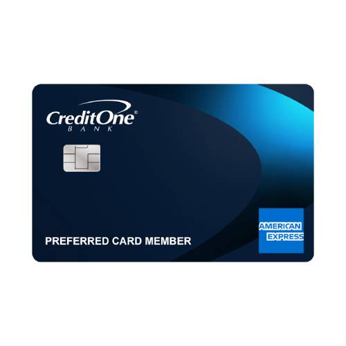 Credit Cards for a 600 Credit Score - Credit One Bank American Express Review