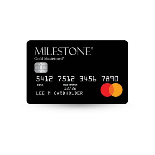 Credit Cards for a 600 Credit Score - Milestone Secured Card Review