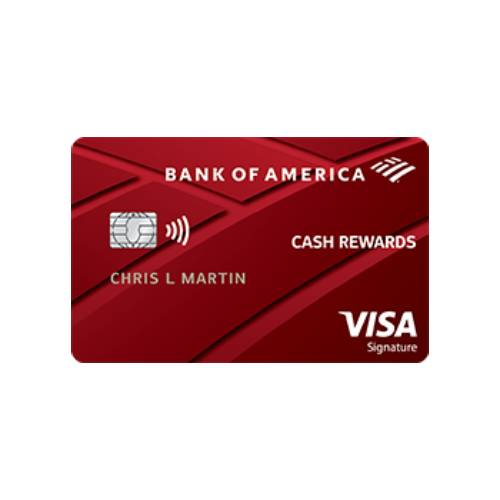 Credit Cards for a 600 Credit Score - Bank of America Cash Students Review