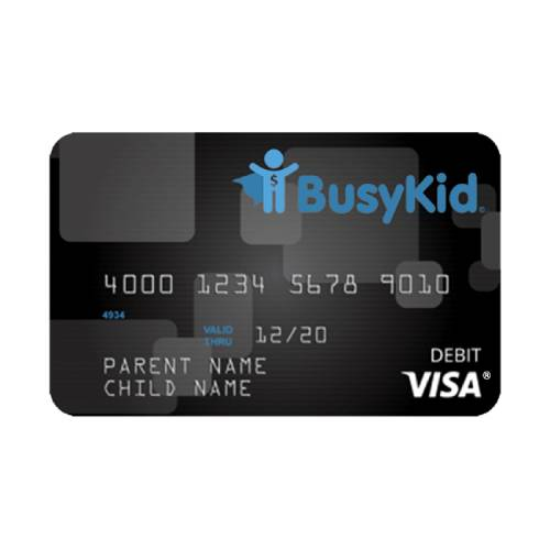 Best Debit Card for Kids - BusyKid Review