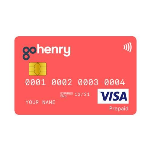 Best Debit Card for Kids - GoHenry Review