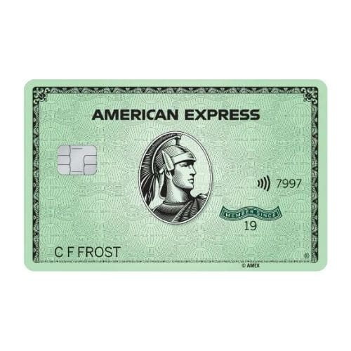 Best Dining Credit Card - American Express® Green Review