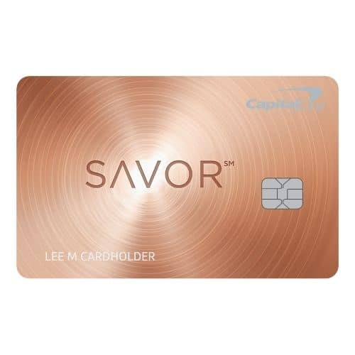 Best Dining Credit Card - Capital One Savor Rewards Review