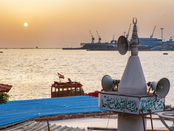 Finance News - Suez Canal Blockage Threatens Reinsurance Market