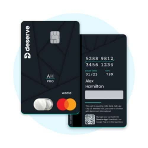 Best Credit Cards for Young Adults - Deserve PRO Review