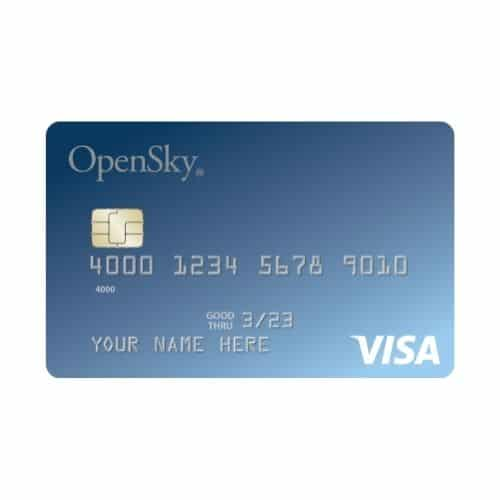 Best Credit Cards for Young Adults - OpenSky® Secured Visa® Review