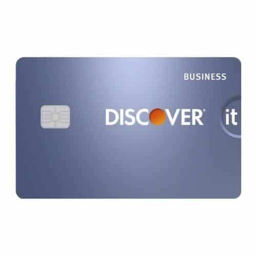 Best Business Credit Cards for Startups - Discover It Review
