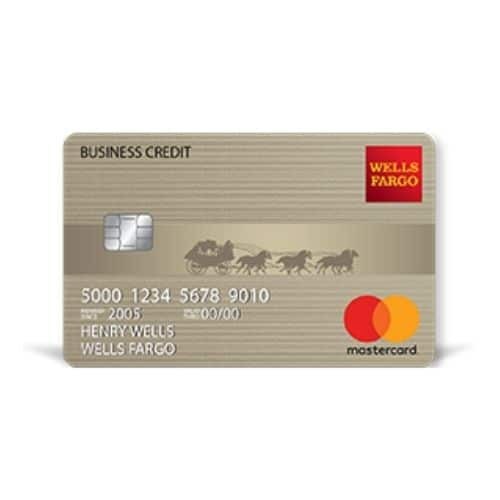 Best Business Credit Cards for Startups - Wells Fargo Review
